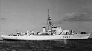 HMS KNARESBOROUGH CASTLE