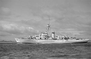 HMS LAUNCESTON CASTLE