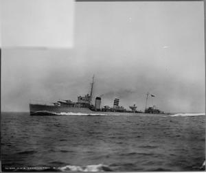 HMS CODRINGTON