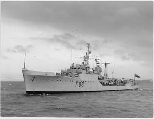 HMS MALCOLM