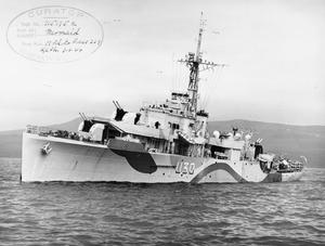 HMS MERMAID