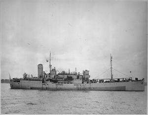 HMS CORBRAE