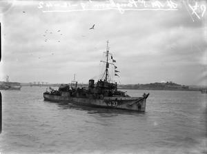 HMS PANGBOURNE
