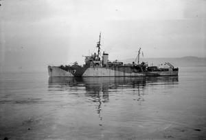 HMS PARRSBORO