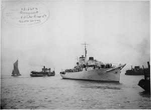 HMS PENNYWORT
