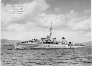 HMS PHEASANT
