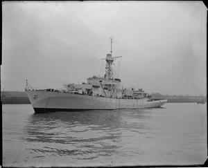HMS PORCHESTER CASTLE
