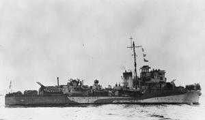 HMS QUANTOCK