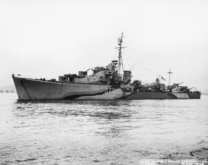 HMS QUEENBOROUGH