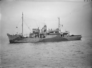 HMS RINGDOVE