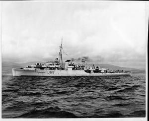 HMS REDPOLE