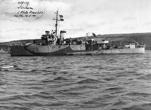 HMS SEAHAM