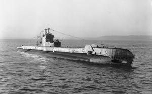 HMS SPUR