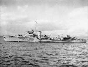 HMS TANATSIDE