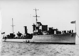 HMCS FRASER