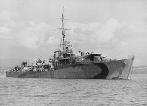 HMS VENUS