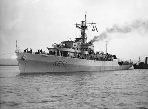 HMS VERYAN BAY