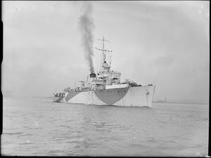 HMS VESTAL