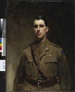 Commander A W Buckle, DSO, RNVR, 1919