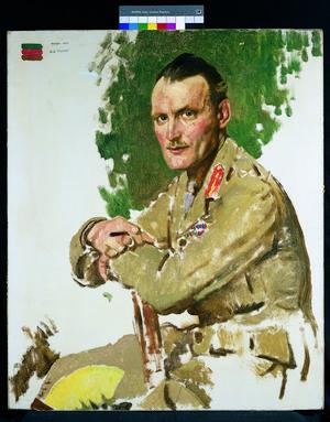 Brigadier-General H J Elles, CB, DSO