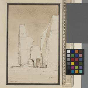 Ctesiphon Arch, Mesopotamia