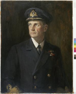 Commodore H J Tweedie, CB : 1920