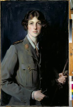 The Marchioness of Londonderry, DBE, 1918