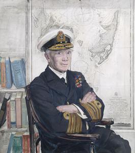 Admiral Sir H Goodenough King-Hall, KCB, CVO, DSO : 1920