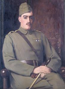 Royal Flying Corps Officer (David Emlyn Evans)