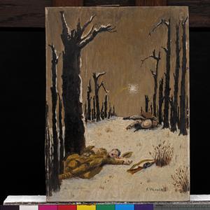 Bourlon Wood, Somme 1917