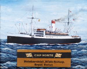 Liner 'Cap Norte'