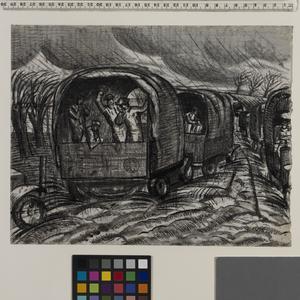 Lorries 1917