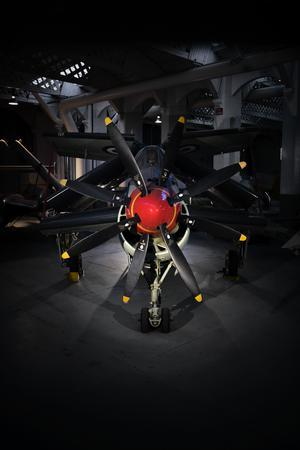 Fairey Gannet ECM6 (AS4)