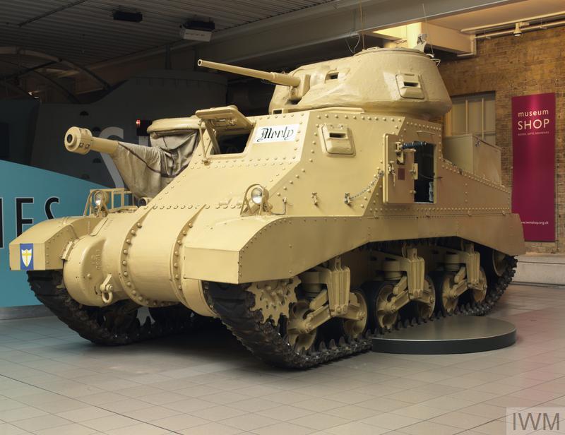A3M3 General Grant II Medium Tank (Monty's)