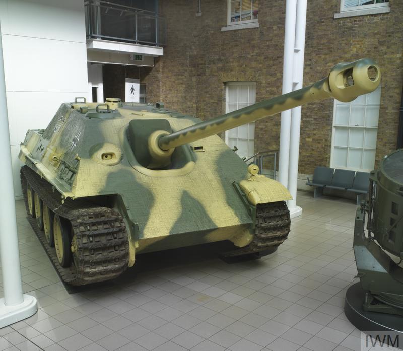 Sd Kfz 173 Jagdpanther (Tank Destoyer)