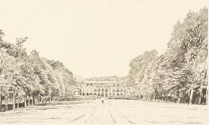 War Drawings By Muirhead Bone: Rollencourt Château