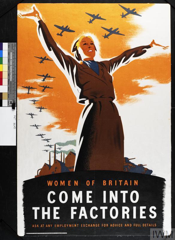 women of britain