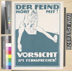 Der Feind Hört Mit! [The Enemy Listens Too!]