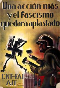 Una Acción Más Y El Fascismo Que Dará Aplastado