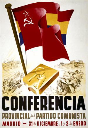 Conferencia Provincial Del Partido Comunista