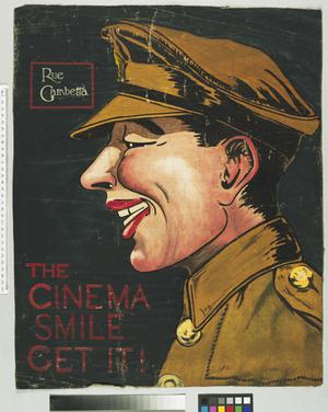 The Cinema Smile- Get It!