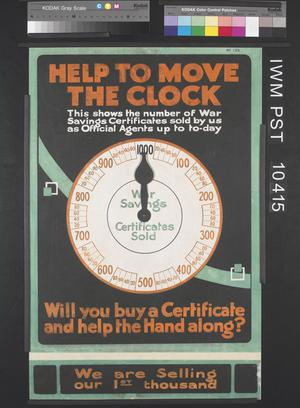 Help to Move the Clock