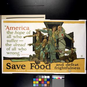 America the hope of all who suffer - Save Food