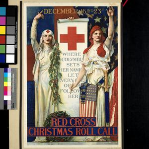 Red Cross Christmas Roll Call