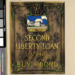 Second Liberty Loan of 1917 - Buy a Bond
