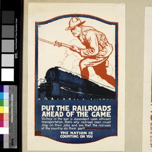 Put the Railroads Ahead of the Game