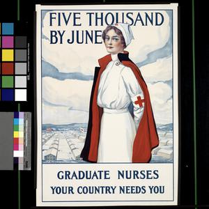 Five Thousand by June - Graduate Nurses