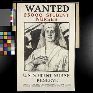 Wanted 25000 Student Nurses - US Student Nurse Reserve