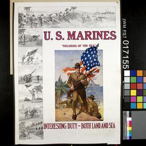 US Marines - Soldiers of the Sea