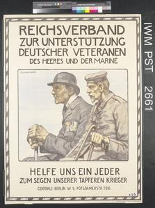 Reichsverband zur Unterstützung Deutscher Veteranen des Heeres und der Marine [National Association for the Support of German Army and Navy Veterans]